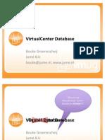 vCenter Database en - Bouke Groenescheij