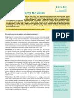 ICLEI Green Economy