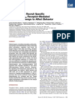 Javier Gonzalez-Maeso et al- Hallucinogens Recruit Specific Cortical 5-HT2A Receptor-Mediated Signaling Pathways to Affect Behavior