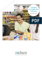 Nielsen Middle India Report 2011