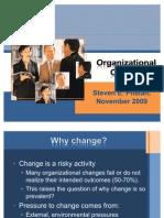 Organizational Change Chap 1-3