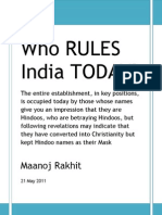Who RULES India TODAY ?