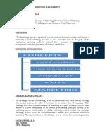 Marketing Management 1st Sem MBA VTU Notes