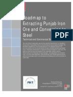 Pakistan -  Investment Opportunities - Iron Ore Extraction