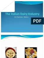 The Indian Dairy Industry Overview