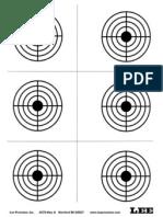 Targets Circled