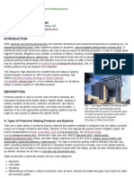 Glazing Hazard Mitigation | Whole Building Design Guide