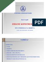 Zidane Konstrukcije Web