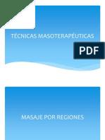 REGIONES (MASAJE)