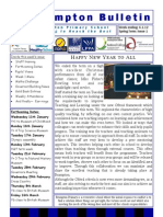 Issue 5 Newsletter Spring 10