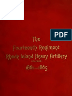 William H. Chenery--The Fourteenth Regiment Rhode Island Heavy Artillery (Colored) in the War to Preserve the Union, 1861-1865 (1898)