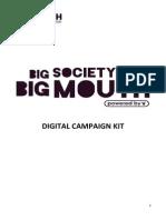 Big Society's Big Mouth Toolkit