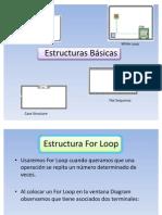 Estructuras Básicas LabVIEW