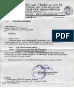 Dody Firmanda 2012 - Pembinaan Persiapan Akreditasi IPDSA IKA FK-UNUD Denpasar Bali 11-12 Januari 2012