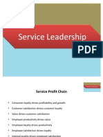Service Leadership 19 08 2010