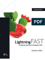 Lightning FAST Enterprise Searches in SharePoint 2010 - Krasis Press