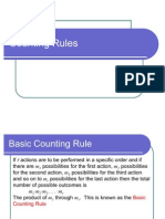 MTH 241 Counting Rules