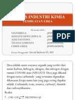Proses Industri Kimia Power Point