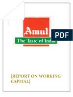 Report on Amul