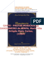 Cante Pautas 09 00 Cancioneiro de Serpa - M. Rita O. P. Cortez - Lista