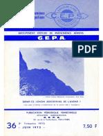GEPA n° 36