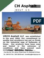 URICH Asphalt 1