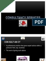 Consultancy Ppt
