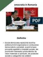 Social Democratia in Romania