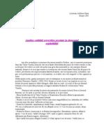 Analiza Calitatilor Serviciilor Prestate in Domeniul Ospitalitatii