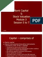 5, 6 & 7 Bank Capital