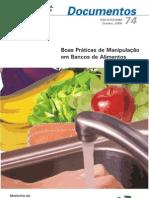 Boas Praticas de Manipulacao Em Bancos de Alimentos