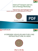 Compressed Natural Gas & Hydrogen Fuels