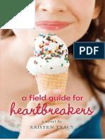 A Field Guide for Heart Breakers - Kristen Tracy