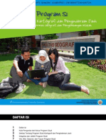Paduan Program Studi Kartografi Dan an Jauh