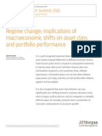 Implications of Macro Economic Shifts