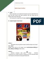 Membuat Cover Majalah Dengan Coreldraw