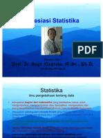 1. Apresiasi Statistika
