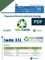 12-1-5 Boletin 6 reciclaXcultura