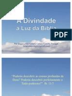 A Divindade Luz Biblia