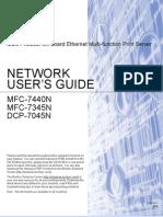 User's Guide_Brother N N DCP-7045N