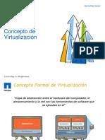 Concepto de Virtualización