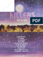 [Digital Booklet] the Killers- Day and Age (Standard Version)