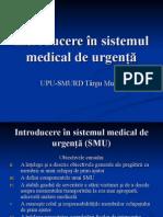 Introduce Re in Sistemul Medical de Urgenta