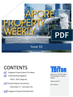 Singapore Property Weekly Issue 33