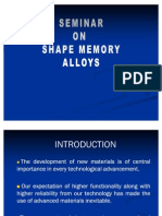 13885697 Shape Memory Alloys