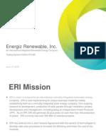 ERI Presentation