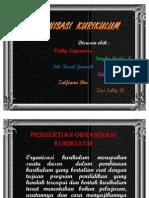 Organisasi Kurikulum New