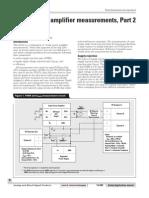 Audio Power Amplifier Measurements-Part 2
