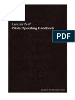Lancair Pilots Operating Handbook