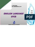 English UPSR
